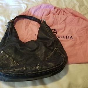 Francesco Biasa shoulder bag